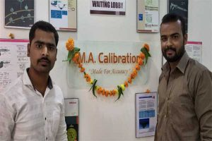 M A Calibration shirwal