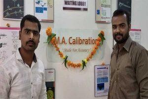 M A Calibration shirwal